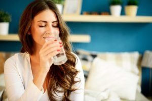 Benefits of Drinking water in the morning