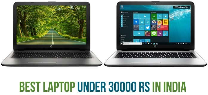 Best Laptops under 30,000 rs for gaming, Student and office purpose