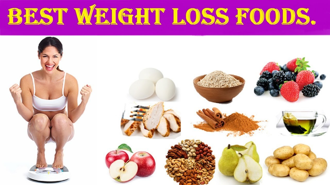 Top 50 Best Weight Loss Foods of All Time 100% Work