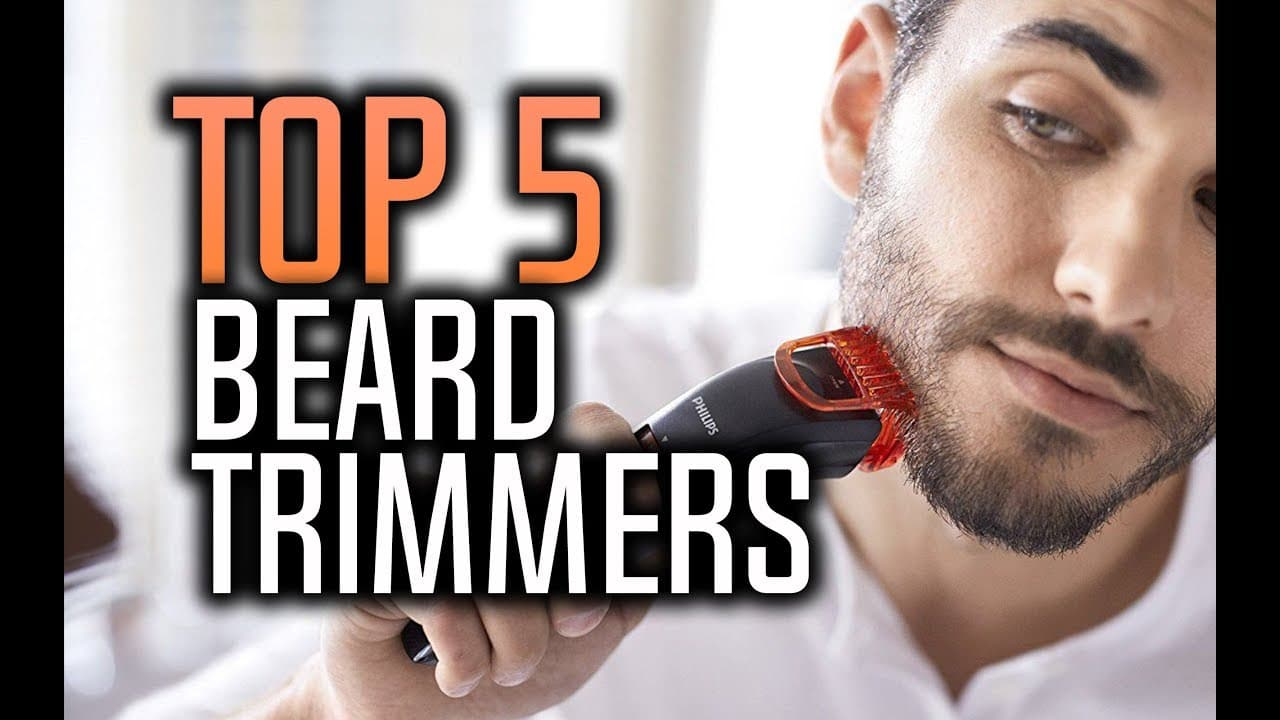 Best beard trimmer you can buy in 2019 – 50% off (value for money)