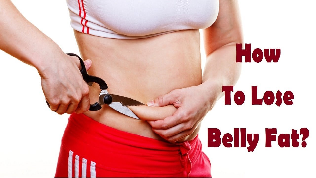 Get Rid Of Belly Fat Within 10 Days (Diet plan and Exercises)