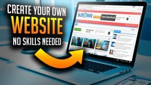 How To Create Free Website and Earn Money [ $100/Day ] ? {Step-By-Step User Guide}