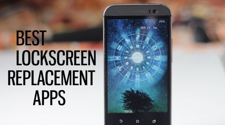 App For Screen Lock