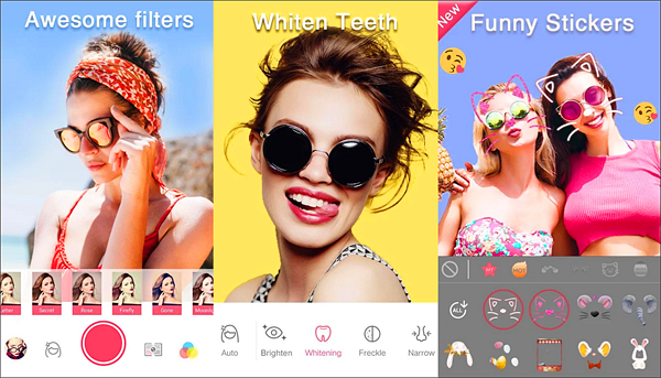 13 Best Beauty Camera Apps For Android in 2020