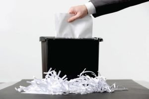 How to fix Jammed Paper Shredder right now ?