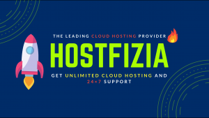 HostFizia Review : Best affordable Cloud Hosting of 2020