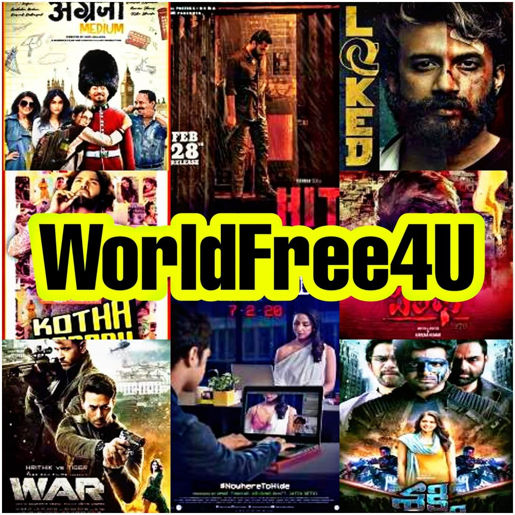 Worldfree4u : Watch  New Movies Online for free